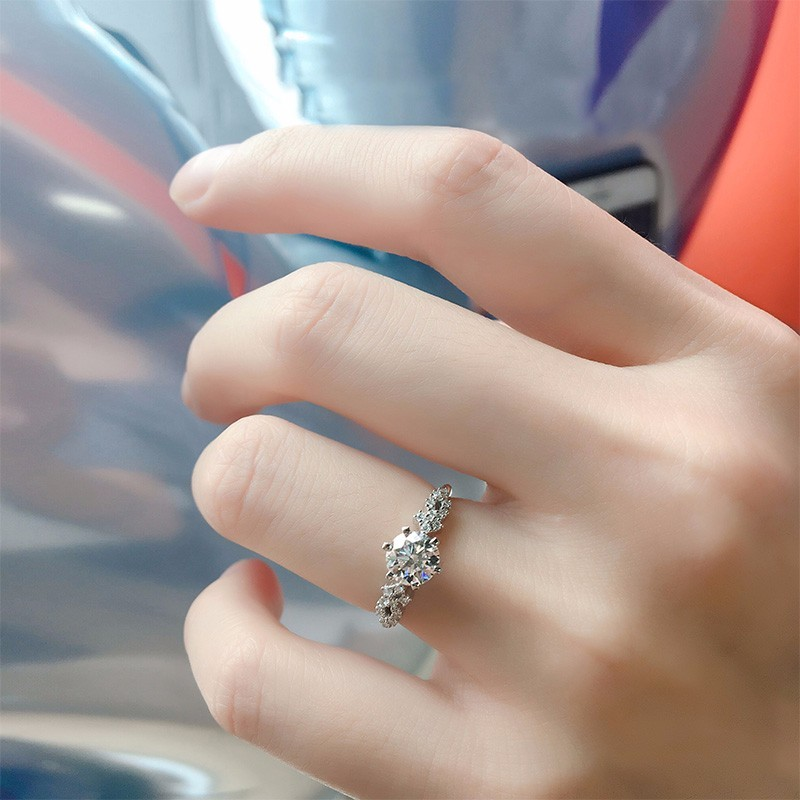 星河 Galaxie,钻戒,钻戒定制_钻石戒指_钻戒品牌_结婚钻戒_价格_排行_图片|梵尼洛芙-高颜质珠宝定制